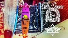 Dusters California x The Endless Summer collab longboard  #dusters #dusterscalifornia #DustersEndlessSummer #skate #cruiser #longboard #EndlessSummer #endless #summer