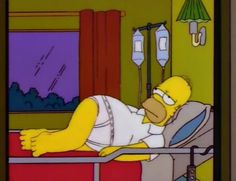 Me:*gets one period cramp* Simpsons Meme, The Simpsons, Cartoon Memes, Cartoon Icons, Cartoons, Image Simpson, Stupid Memes, Funny Memes, Reaction Pictures