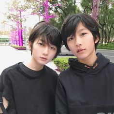 They're brothers and dancers Korean Boys Ulzzang, Ulzzang Kids, Cute Korean Boys, Ulzzang Couple, Cute Boys, Friend Tumblr, Men Abs, Kids Photography Boys, Asian Babies