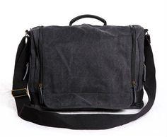 mens Canvas laptop bag - Google Search