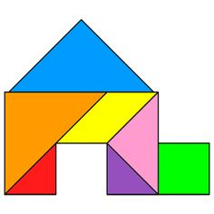 tangram barn - Recherche Google
