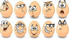 Find Cartoon Easter Eggs Happy Easter stock images in HD and millions of other royalty-free stock photos, illustrations and vectors in the Shutterstock collection. Stone Crafts, Rock Crafts, Arts And Crafts, Ostern Cartoon, Easter Drawings, Painted Rocks, Hand Painted, Christmas Teddy Bear, Ideias Diy
