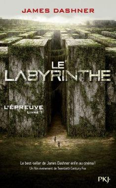 L'épreuve, Tome 1 : Le Labyrinthe - James Dashner