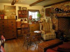 Shabby & Country Life: Tavernetta : Before