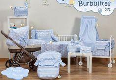 Principes y Princesas.: Colección de paseo Burbujitas: sacos bebe, bolsos,...