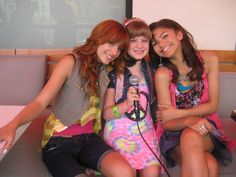 July 7, 2011 in Glendale at the #Americana with #BellaThorne for Disney's #ShakeItUp Ultimate Dance Off event. #Zendaya #MaryJaneWatson #Spiderman Watch the interview on youtube.com/Piperspickstv - search Zendaya!