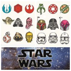 Image result for small star wars tattoos