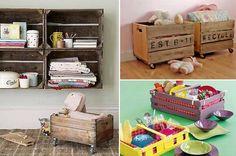 A+Deco: Elementos de diseño: Objetos reciclados