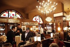 Good Old restaurant Prinsen, the best Meatballs in Stockholm are served here