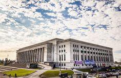 Facultad de derecho II | Buenos Aires, la París de Sudamérica | http://lavidadeviaje.com/buenos-aires-la-paris-de-sudamerica/