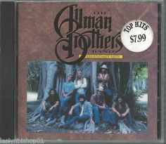 Legendary Hits by The Allman Brothers Band CD Apr 1995 Rebound Records | eBay