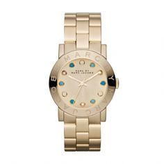 ♡ - Marc Jacobs MBM3215 Amy dames horloge -