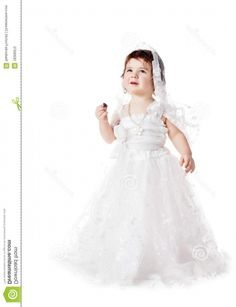 Gorgeous Baby Dresses For Wedding