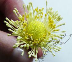 Готовая серединка цветка