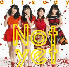 Not yet - already [Type A](ALBUM+DVD) (Japan Version)