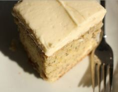 Have you discovered Crazy Cake? It's moist and delicious and with its cream cheese frosting it is one cake that you absolutely have to make!