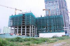 Xây dựng không phép đến tầng 9 bị phạt 1 tỉ đồng