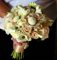 Bouquet of the Week - caligirl9 - Project Wedding