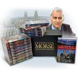 Inspector Morse: 25th Anniversary Collection [36 Discs] [DVD]
