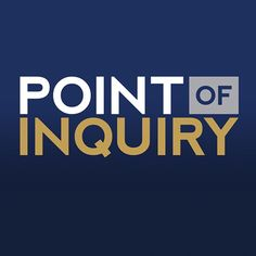 Check out this cool episode: https://itunes.apple.com/us/podcast/point-of-inquiry/id107134018?mt=2&i=370639293
