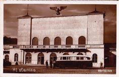 Stará Bratislava Bratislava, Times, Retro, Retro Illustration