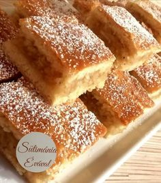 Hungarian Desserts, Hungarian Recipes, Veggie Recipes, Cooking Recipes, Veggie Food, Bread Recipes, Cooking Tips, Banana Dessert, Dessert Bread