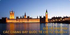5 ngày vàng bay quốc tế giá rẻ cùng Vietnam Airlines. Truy cập: http://www.skytour.vn/Tin-Tuc/Tin-khuyen-mai/5-ngay-vang-bay-quoc-te-vietnam-airline.html để biết thêm chi tiết.