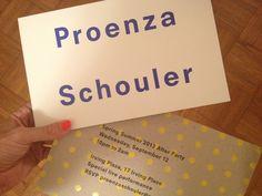 #NYFW day 6: Hot ticket Proenza Schouler