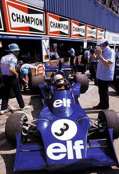 Jody Scheckter (South Africa 1975) by F1-history on DeviantArt