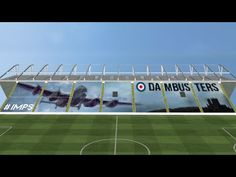 Lincoln City FC Dambusters Mosaic, a Community project from Lincoln, United Kingdom Crowdfunding on Crowdfunder.co.uk