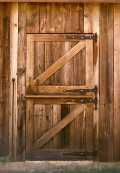 Image result for rustic barn doors