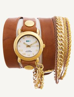 AH I've got my eye on this La Mer watch! I love all their stuffs!