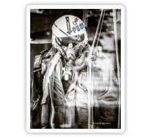 The U.S Airman Sticker