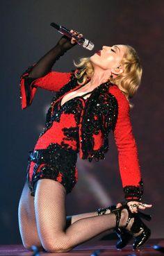 "Madonna ""Living for Love"""