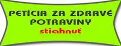 """Konečne sa to podarilo! Dnes bola oficiálne spustená """"Petícia za zdravé potraviny a Slovensko bez geneticky modifikovaných organizmov"""". Na tejto petícii sme tvrdo makali niekoľko mesiacov, aby bola čo najlepšia najmä po právnej stránke. Túto petíciu dala dokopy občianska iniciatíva Slovensko bez GMO, konkrétne ja (Martin Chudý), Daniel Lešinský, Peter Sudovský a Majka Potočňáková.  Viac na mojom FB"""