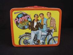 Happy Days Lunch Box by Thermos, 1977 via @National Museum of American History, Smithsonian