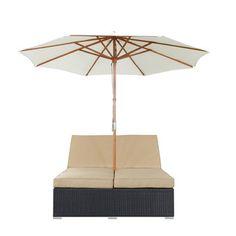 Patio Cushion Ideas Sunbrella Paprika Outdoor Chaise