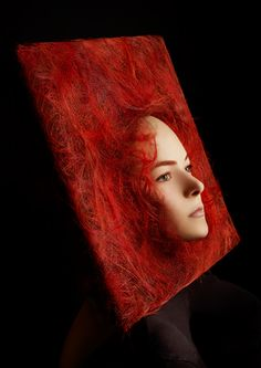 Avantgarde hair, fashion, trends, hair awards, style and make-up by D. Machts Group / D. Machts School. Card idea?