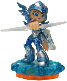 Skylanders Giants - Chill [Water] Character, Series 2