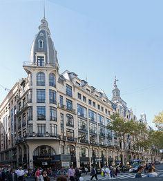 Cúpulas de Buenos Aires   Avenida de Mayo