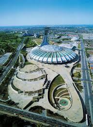 Montreal Olympic Stadium,Montreal, Quebec, Capital of Canada. Quebec Montreal, Montreal Ville, Quebec City, Quebec Ville, O Canada, Canada Travel, Alberta Canada, Helsinki, Ottawa
