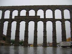 Segovia, Spain - Aqueduct