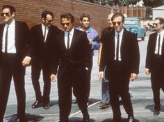 100 Movie Bucket List: 'Reservoir Dogs' We continue our 100 Movie Bucket List journey by plunging into Quentin Tarantino's violent and cunning world of cinema with 'Reservoir Dogs'. Quentin Tarantino, Tarantino Films, Music Film, Film Movie, Movie Scene, Iconic Movies, Good Movies, Aesthetic Movies, Movie Shots