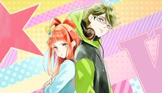 Aikatsu STARS! I like this much more than her and the other guy