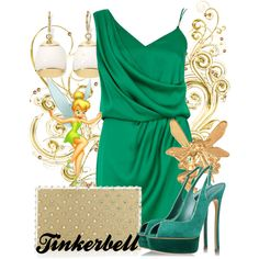 """""""Tinkerbell"""" by jess-d90 on Polyvore"""