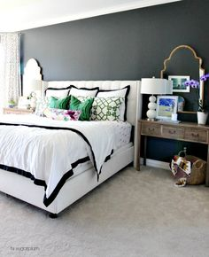{One Room Challenge} The Master Bedroom Reveal