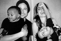 Brad and Angelina...