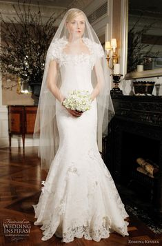 Legends by Romona Keveza Spring 2012 Royal Collection Wedding Dresses — A Touch of Grace Kelly, A Bit of Princess Kate | Wedding Inspirasi
