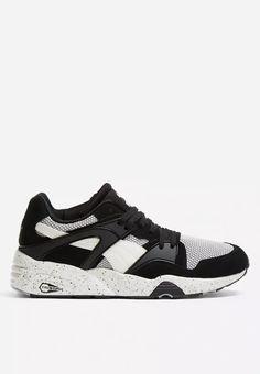 wholesale dealer d99b9 789f6 Blaze Crftd All Black Outfit, Men s Footwear, Running Sneakers, Men  Fashion, Trainers