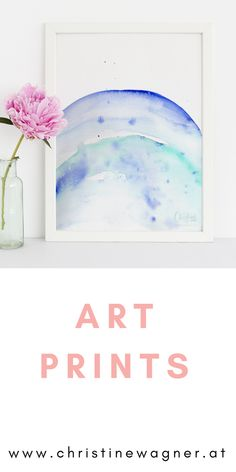 Watercolor Artist, Illustration, Art Prints, Inspiration, Abstract, Design, Etsy, Painting, Watercolor Painting